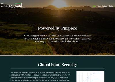 Capital Agri International
