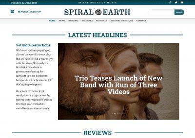 Spiral Earth